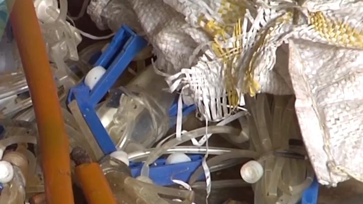 [HD][2019-04-17]今日关注:吴川:回收医疗垃圾黑工厂被依法取缔