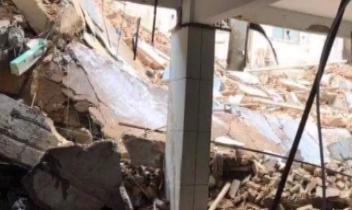 [2019-04-13]DV现场:东莞:楼房突然倒塌 未发现人员伤亡