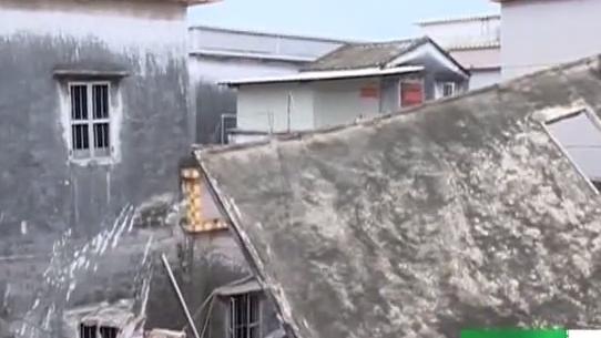 [2019-04-27]DV现场:江门:村屋突发爆炸 整栋楼房倒塌
