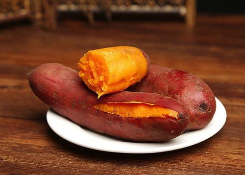 雷州优品红薯:不一样的红土地 一样的自然香甜