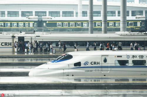 全國鐵路五一小長假運輸方案公布