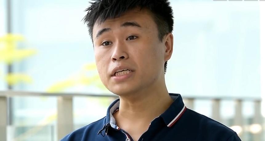香港90后郭玮强:在深圳挺进物联网的蓝海