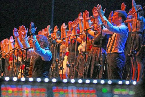 广州艺术节:48台国内外剧目 未来2月轮番上演