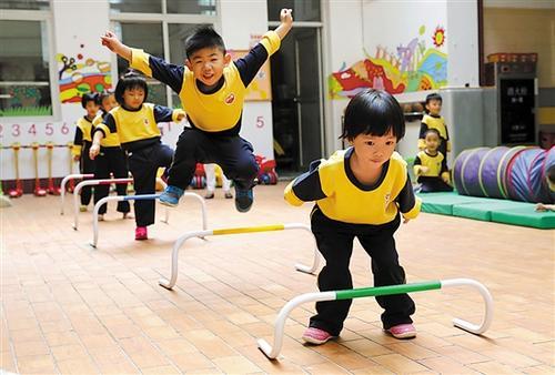廣州越秀區教辦幼兒園搖號 4名幼兒爭1個學位