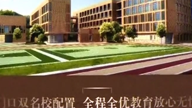 "[2019-05-01]DV现场:业主投诉:买楼说好""双名校"" 现变无名之校"