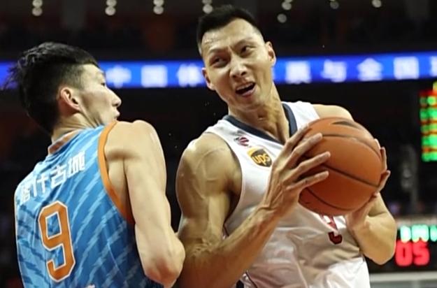 广东男篮战胜新疆男篮 第9次夺得CBA总冠军