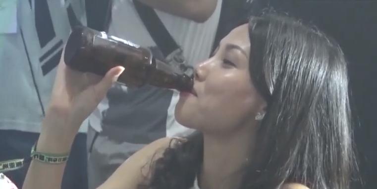 """广州:啤酒文化节""""点亮""""国际风情"""