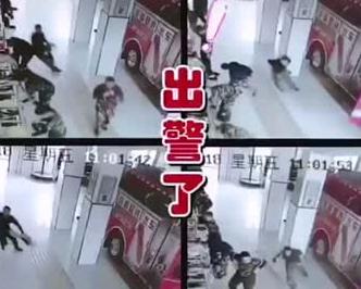 消防員出警接連摔倒10秒視頻 令人笑完又心疼