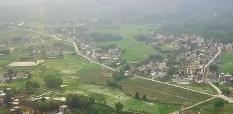 河源坪围村:从贫困村到文明村的蝶变