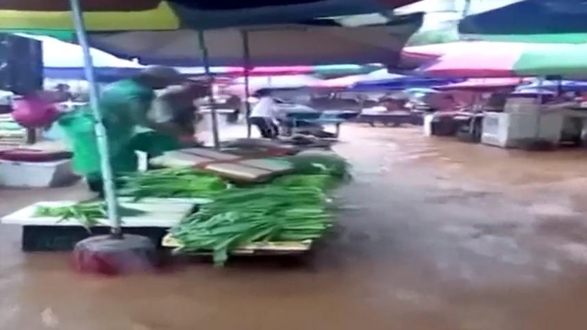 [HD][2019-05-29]今日一线:河源龙川 暴雨袭城水浸街 24个镇普遍受灾