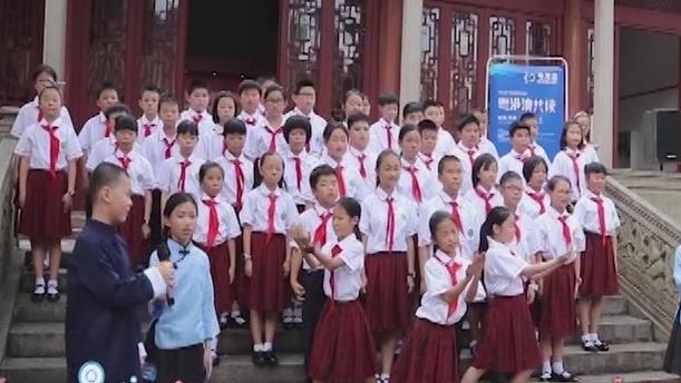 [2019-04-29]南方小记者:广州少年儿童图书馆开展好书共读活动