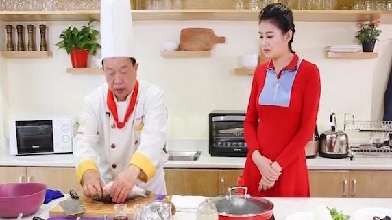 健康厨房:萝卜丝鲫鱼汤