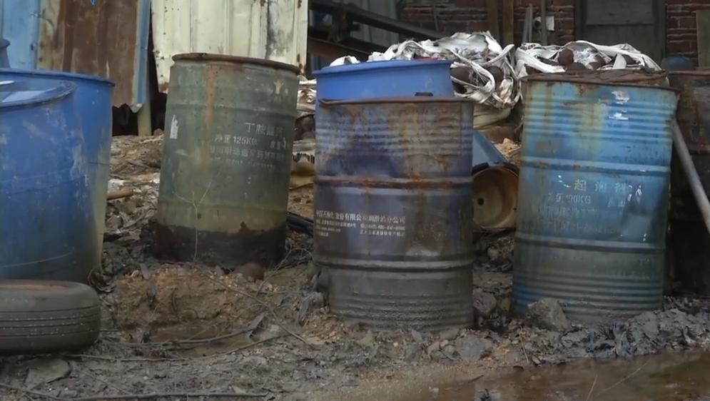 英德:选矿厂非法占地近10年 土壤重金属超标几百倍