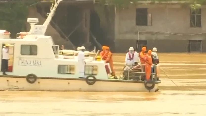 [HD][2019-06-16]今日一线:东江大桥坍塌事件搜救进展:一辆落水车辆被打捞起 车内无失联人员
