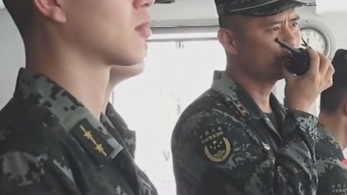 [HD][2019-06-12]新闻故事:燃烧的海船