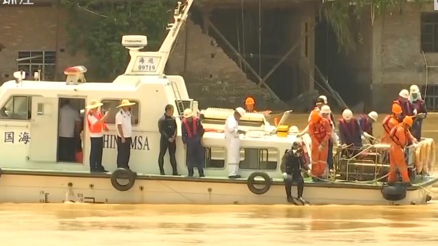 [HD][2019-06-16]今日關注:河源塌橋事故追蹤:成功打撈一落水車輛