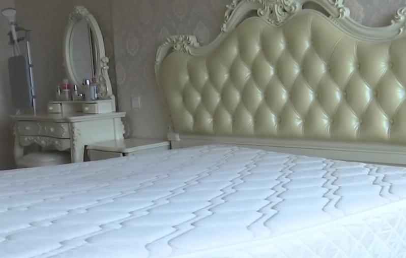 佛山:去年买的床垫 而今变虫窝!