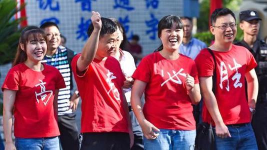 廣東:高考期間 天氣炎熱伴有雷雨