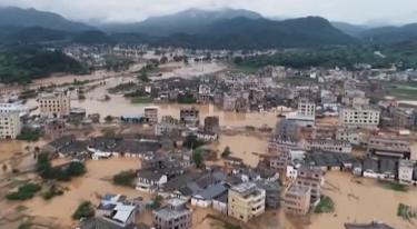 [2019-06-10]DV現場:河源:暴雨襲擊 多地暴雨引發災害