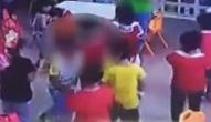 東莞:老師飛腳踹幼兒 涉嫌虐待被刑拘