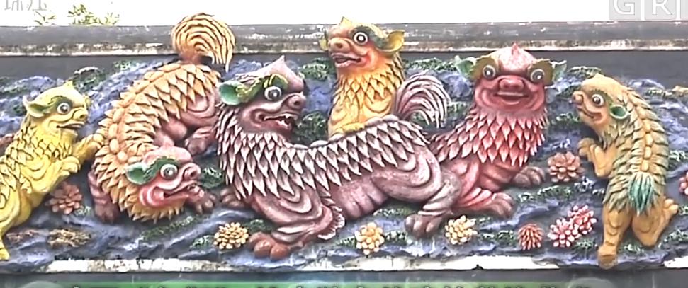 """瑰麗""""灰塑"""" 嶺南獨有的建筑裝飾藝術"""