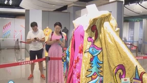 [2019-06-14]南方小记者:时代的衣境美——广州戏服艺术展