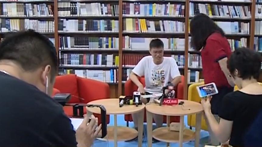 [2019-06-26]DV现场:广东高考今日放榜 超31万人可上本科