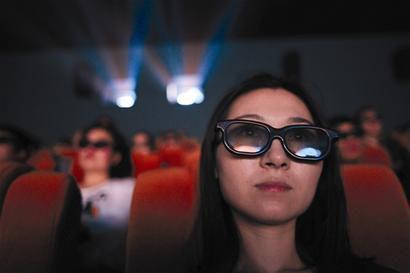 廣州 記者走訪:多家影院重新提供免費3D眼鏡