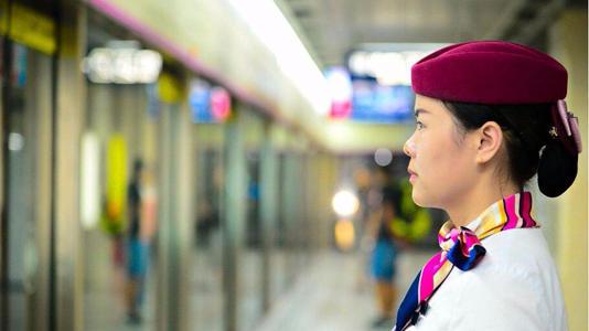 """广州""""智慧地铁""""方案出台 未来或实现""""无感支付"""""""