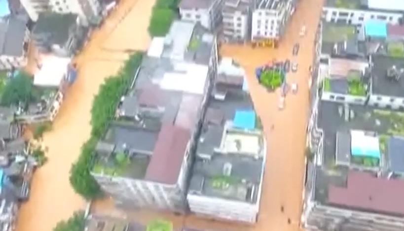 [HD][2019-06-12]今日关注:最强降雨来袭 防汛应急响应升级