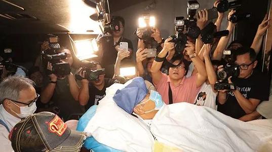 香港藝人任達華中山遇刺 行兇者動機暫不明