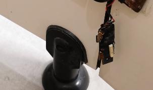 深圳福田區:女廁驚現針孔攝像頭 警方介入調查