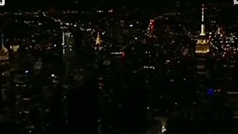 美国纽约大停电 未收到伤亡报告