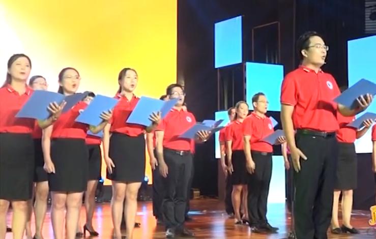 [2019-07-26]南方小记者:第五批广东省中小学名班主任结业展示交流活动在顺德一中举行