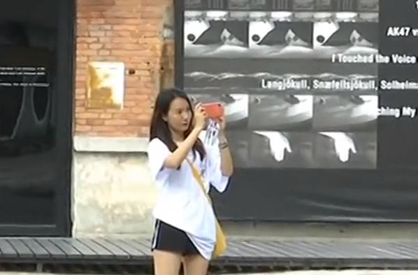 """廣州紅專廠藝術區:""""網紅""""打卡景點開拆 游客依依不舍"""
