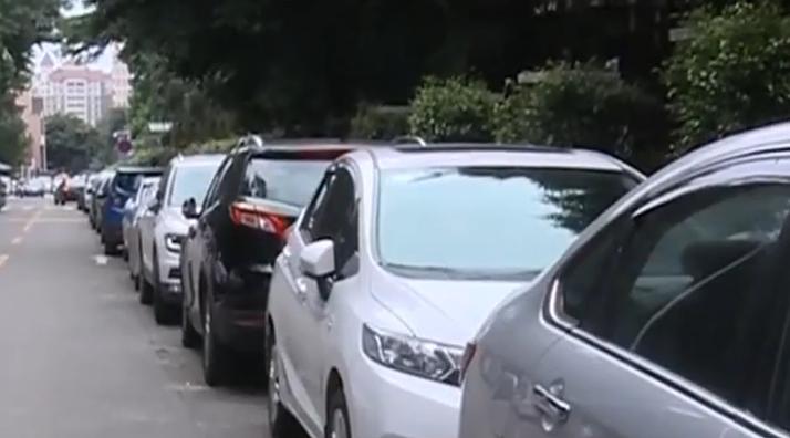 街坊求助:车辆停放路边被多次划花 望加强治安防控