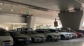 广州南站停车难 将再增2000个停车位