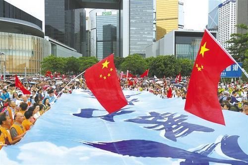"""[HD][2019-08-18]今日关注:香港逾47.6万民众冒雨参加""""反暴力 救香港""""大集会"""