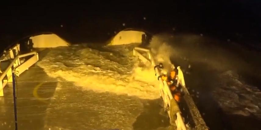 [HD][2019-08-02]今日关注:湛江:记者直击台风登陆点 部分堤坝受损