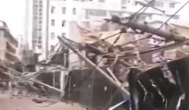 [HD][2019-08-19]今日关注:广州:危房楼板砸断高压线 近600住户停电