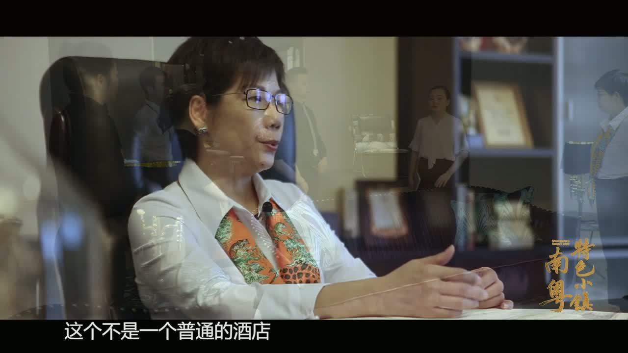 [HD][2019-08-11]南粤特色小镇:乐从小镇