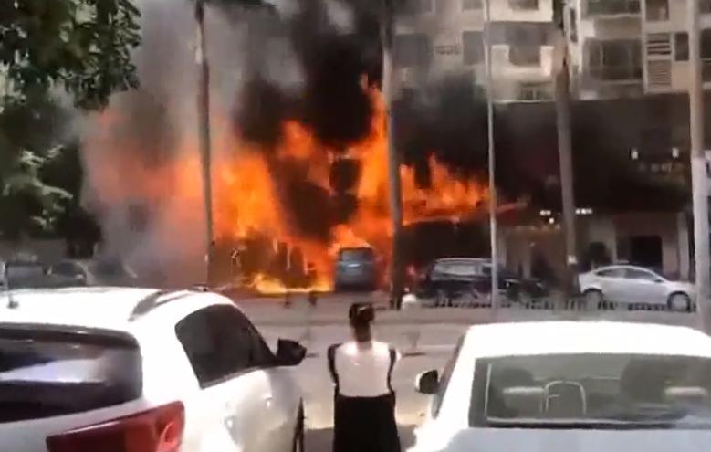 深圳:轮胎店爆燃事故原因已查明