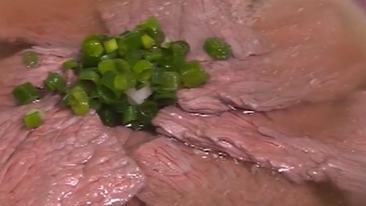 荷包柳牛肉面