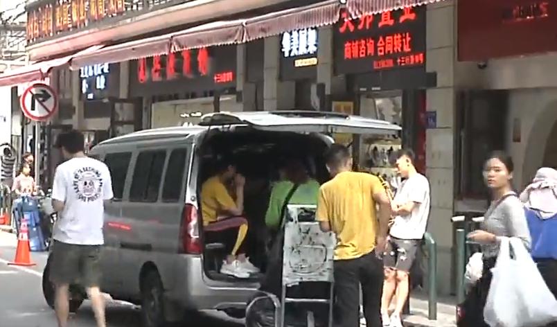 广州:十三行非法营运死灰复燃