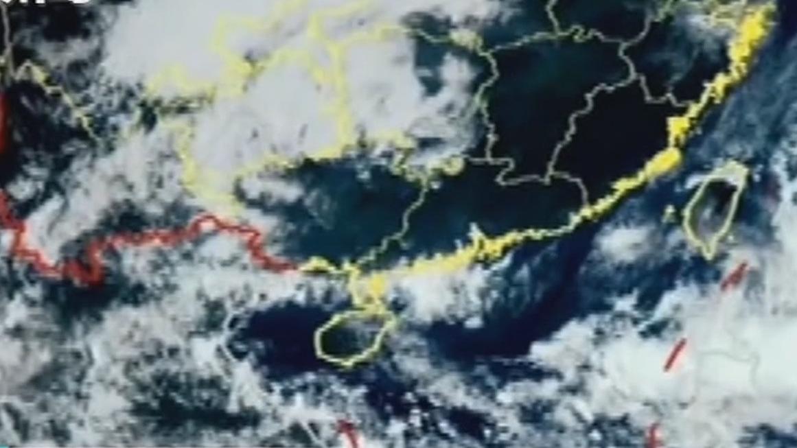 """今天下午 今年第17号台风""""塔巴""""生成"""