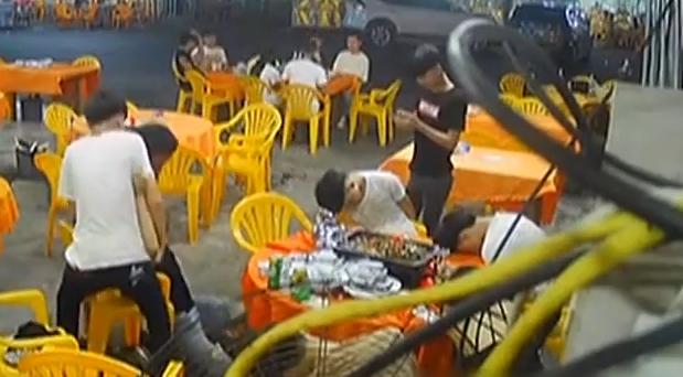 [2019-09-17]城事特搜:只因在人群中多看了一眼 男子遭圍毆