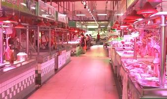 广州 1600吨储备冻猪肉投放 售价比市价低10%