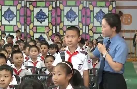 [2019-09-19]南方小记者:花城有爱 法护未来 未成年人保护法制教育进校园