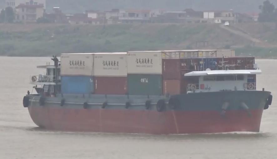 肇庆:西江货船频遭碰瓷?扫黑办:挂刮渔网引纠纷