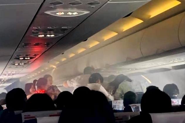 [HD][2019-09-04]今日一线:高空险情:客舱疑现烟雾 海口飞广州航班紧急停飞